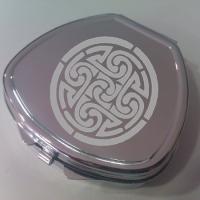 Pastillero Simbolo Celta