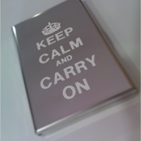 Pitillera Keep Calm