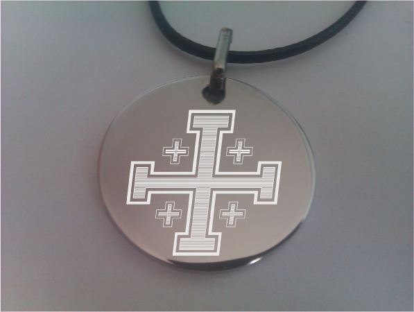 Cruz de Jerusalem