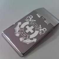 Cruz Roja del Mar grabado