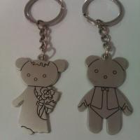 Llaveros de osos